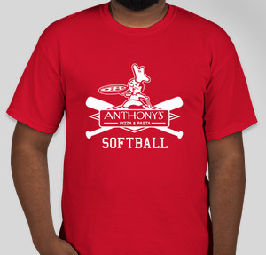 Anthony's Softball Team