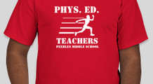 peebles middle school phys. ed. teachers