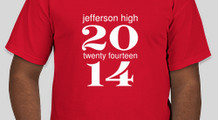 Jefferson High 2012