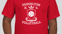 Pendelton Volleyball