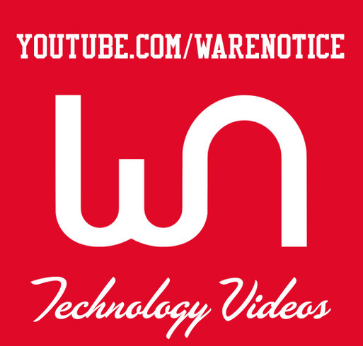 Warenotice's Techy Shirt shirt design - zoomed