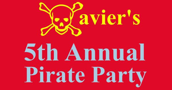 xavier's pirate party