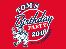 Tom's Birthday Party
