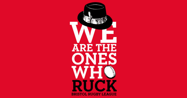 We are the ones who Ruck