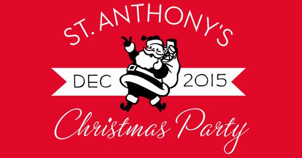 St. Anthony's Christmas Party