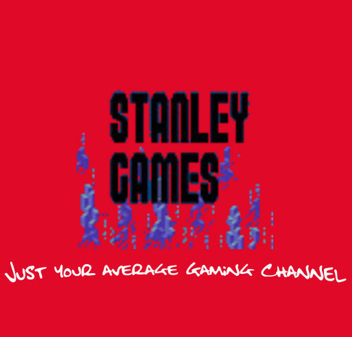Custom Youtube Channel Design: Stanley Games YouTube Channel Custom Ink Fundraising
