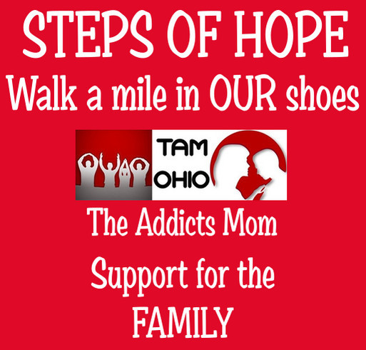 tam ohio steps of hope walk a mile in our shoes custom ink fundraising. Black Bedroom Furniture Sets. Home Design Ideas