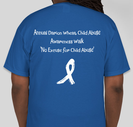 Annual Darion Wheat Child Abuse Awareness Walk