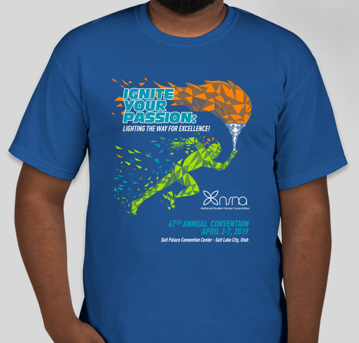 67th Annual Convention Fundraiser - unisex shirt design - front