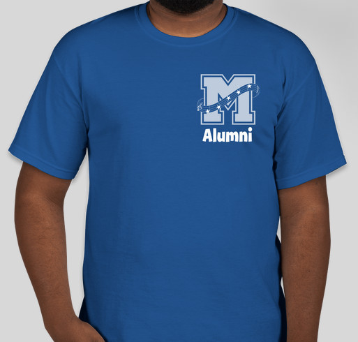 Mac Alumni T-shirt 2019 Fundraiser - unisex shirt design - small