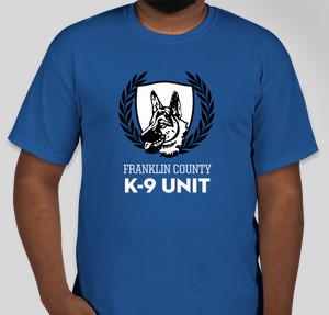 Franklin Co. K9 Unit