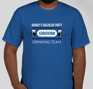 Bachelor Drinking Team