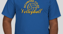 Richmond Co-Ed Volleyball