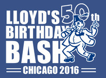 Lloyd's 50th Birthday