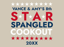 Star Spangled Cookout