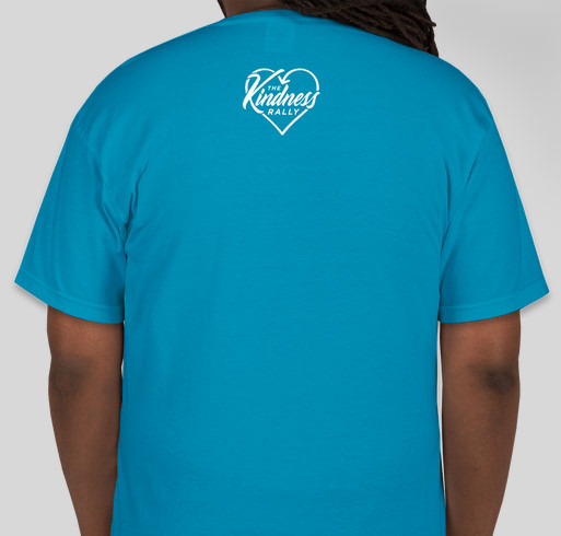 Kindness Always Wins Fundraiser - unisex shirt design - back