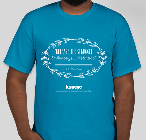 KSAEYC Annual Conference Shirt Fundraiser - unisex shirt design - front