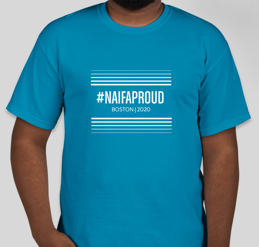 NAIFA 2020 Boston Conference Spirit Shirt Fundraiser - unisex shirt design - front