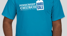Pinecrest Church Yard Sale