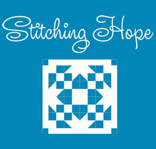 Quilters 'Stitch' Together! shirt design - zoomed