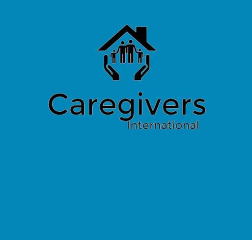 Caregivers International Inc: Atlanta Hungry for Change shirt design - zoomed