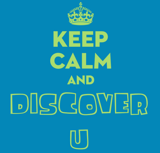 Discover U Newspaper: The Explorer Edition shirt design - zoomed