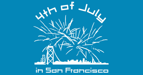 July 4th in S.F.