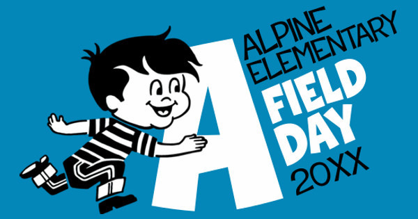 Alpine Elementary Field Day
