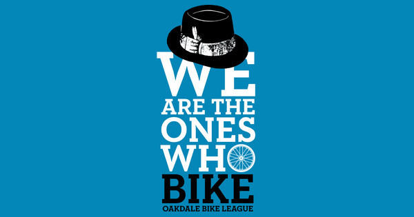 We are the ones who Bike