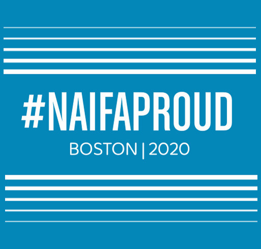 NAIFA 2020 Boston Conference Spirit Shirt shirt design - zoomed