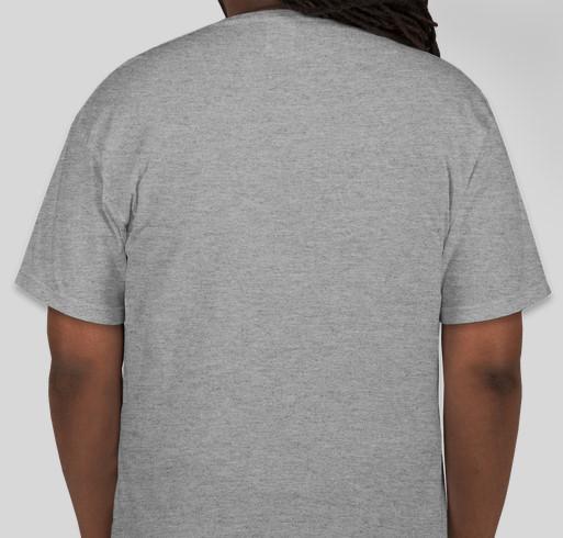 Owl by Lea Shirt Fundraiser - unisex shirt design - back