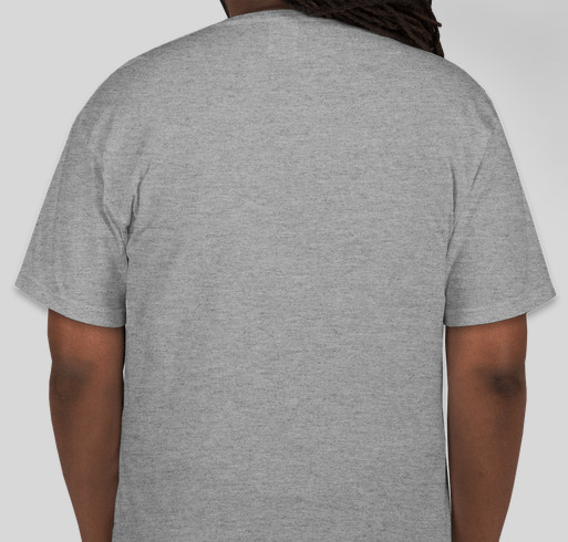 Golden Retriever Lifetime Study/Morris Animal Foundation Fundraiser - unisex shirt design - back
