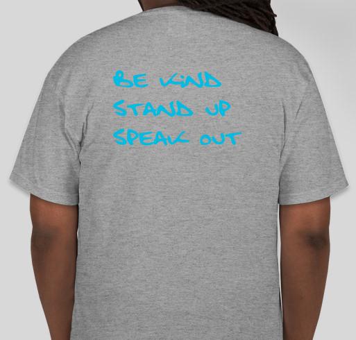 standwithjetta Fundraiser - unisex shirt design - back