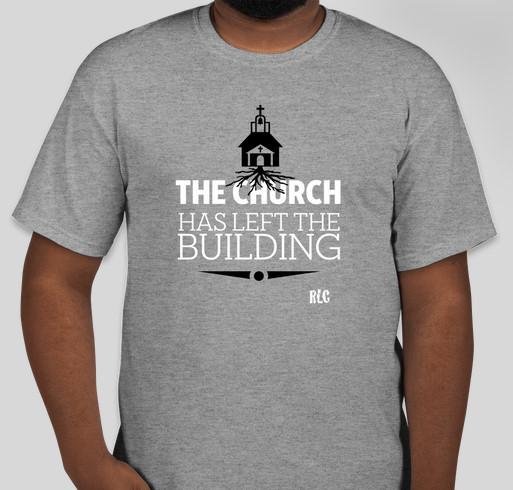 RLC Women's Ministry Fundraiser - unisex shirt design - front