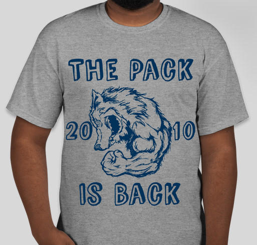 Shoemaker class of 2010 Reunion Fundraiser - unisex shirt design - front