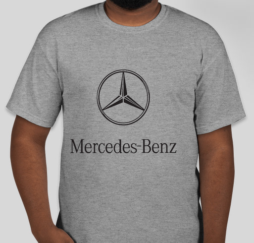 mercedes benz t shirt custom ink fundraising. Black Bedroom Furniture Sets. Home Design Ideas