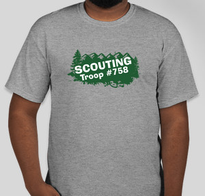 Scouting Troop 758
