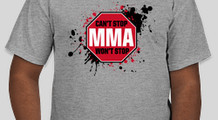Can't Stop MMA