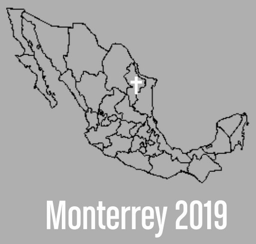 Morgan's 2019 Missions Trip To Monterrey Mexico shirt design - zoomed