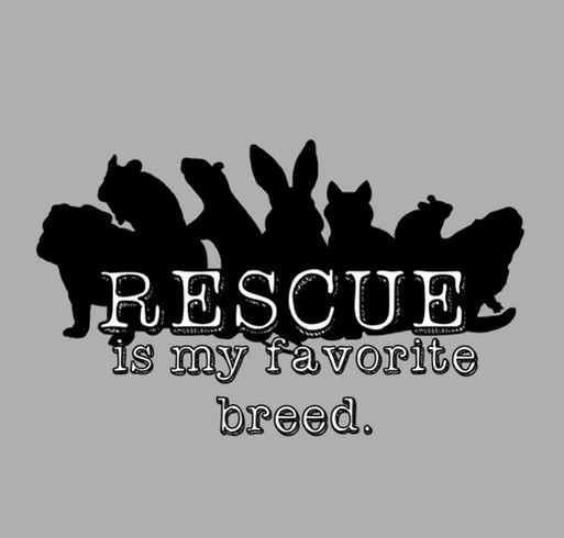 Spay, Neuter and Medical Fundraiser shirt design - zoomed