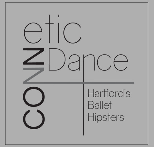 CONNetic Dance Tee Time shirt design - zoomed