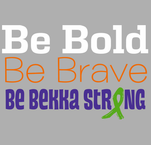Bekka Strong shirt design - zoomed