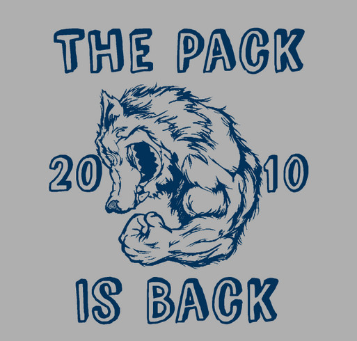 Shoemaker class of 2010 Reunion shirt design - zoomed