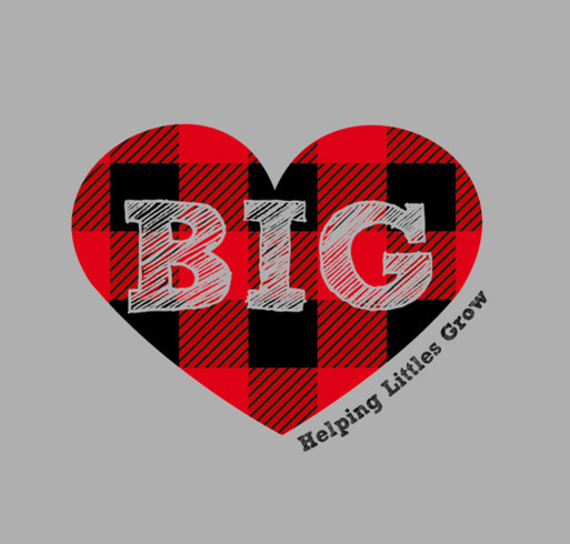 BBBS Support Brooke and Christine shirt design - zoomed