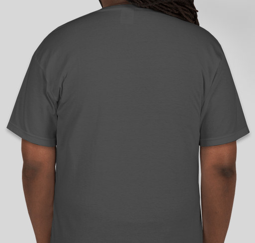 The Live Sincerely Project T-shirts Fundraiser - unisex shirt design - back