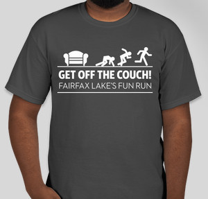 Get Off The Couch!