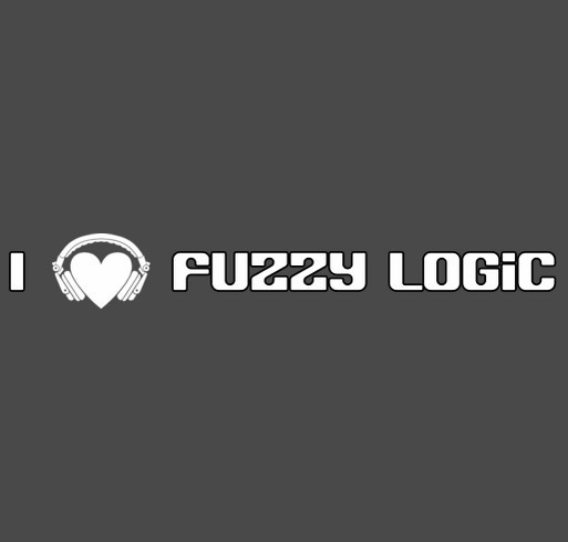 Fuzzy Logic's New Computer! shirt design - zoomed