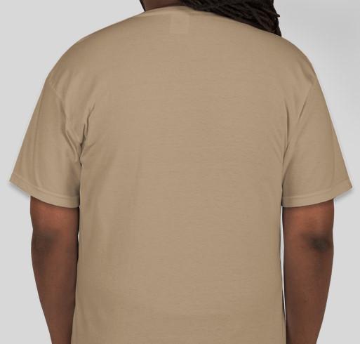WRSF Schnauzerfest 2018 T-shirt Fundraiser - unisex shirt design - back