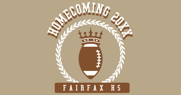 Fairfax Homecoming Football