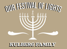 Our Festival of Lights